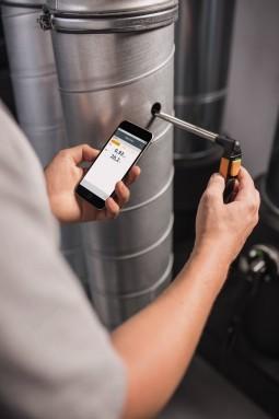 Проводим измерение в воздуховодах