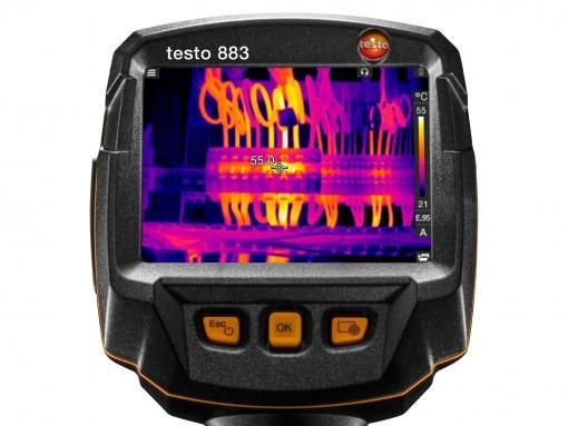 Testo 883 комплект монитор