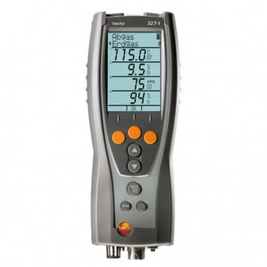 Газоанализатор Testo-327-2 базовый комплект (0563 3272)