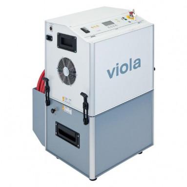Портативная автоматическая система для испытаний синусоидальным напряжением сверхнизкой частоты Umax 60кВ, 0,1Гц VIOLA-60