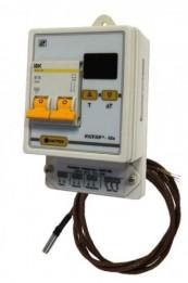Регулятор температуры Ратар-02а-1 со встроенным автоматом включения нагрузки