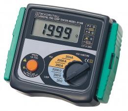 """Измеритель полного сопротивления петли """"Фаза-Ноль"""" и предполагаемого тока короткого замыкания Kyoritsu KEW Model 4118A"""