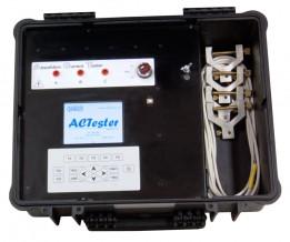 AC-Tester Прибор контроля и оценки остаточного ресурса изоляции