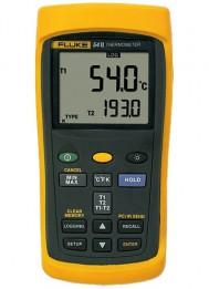 Fluke 54 II B, термометр цифровой лабораторный