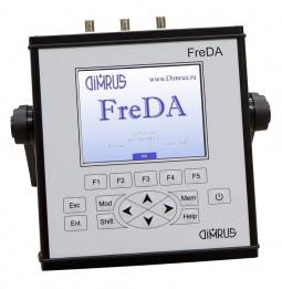 Переносной прибор для анализа частотных характеристик изоляции FreDA