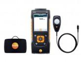 Testo 440 Прибор для измерения скорости воздуха и оценки качества воздуха в помещении в комплекте с люкс-зондом (0635 0551) и кейсом