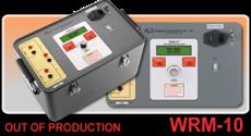 Измеритель сопротивления обмоток WRM-10