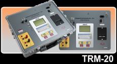 Измеритель сопротивления обмоток с авто размагничиванием TRM-20