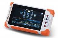 Портативный осциллограф-мультиметр с цветным сенсорным дисплеем GDS-7220