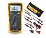 Мультиметр Fluke 115 с Набором измерительных проводов Fluke TLK-225-1