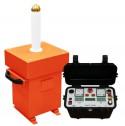 Высоковольтная установка для испытания кабелей из сшитого полиэтилена (СПЭ) повышенным напряжением сверхнизкой частоты (СНЧ / VLF) АИСТ СНЧ 36