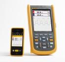 Fluke-125B/EU Промышленный портативный осциллограф ScopeMeter (40 МГц)