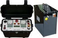 Испытательная установка высоковольтной изоляции АИСТ 10