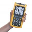 Fluke 125B Промышленный портативный осциллограф с возможностью измерения параметров качества электроэнергии