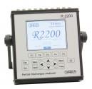 R2200 - многоканальный переносной прибор регистрации и анализа сигналов частичных разрядов в изоляци