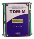 TDM-M - система мониторинга сухих и маслонаполненных силовых трансформаторов с рабочим напряжением до 110кВ
