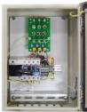 UP-500 - устройство присоединения для контроля высоковольтных вво-дов трансформаторов до 500 кВ (измерение ЧР и tgδ под напряжени-ем)