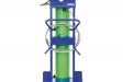 Установка для заполнения элегазом GFU08-W