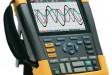 Осциллограф-мультиметр с цветным дисплеем Fluke 190-062